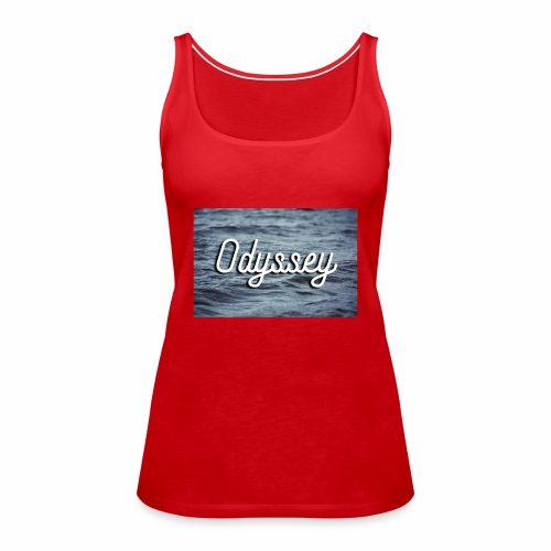 WaterOdyssey - Women's Premium Tank Top