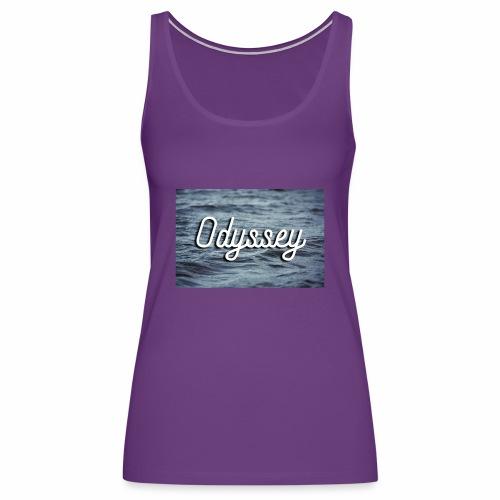 WaterOdyssey - Women's Premium Tank Top