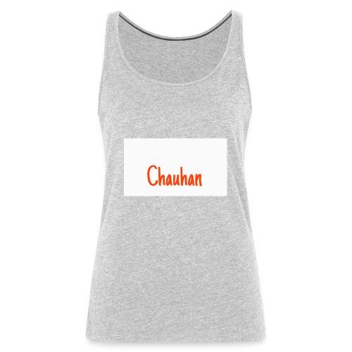 Chauhan - Women's Premium Tank Top