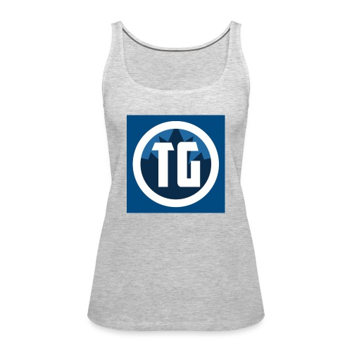 Typical gamer - Women's Premium Tank Top