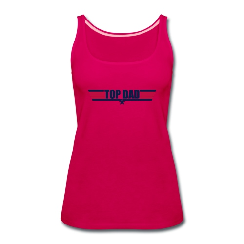 Top Dad - Women's Premium Tank Top