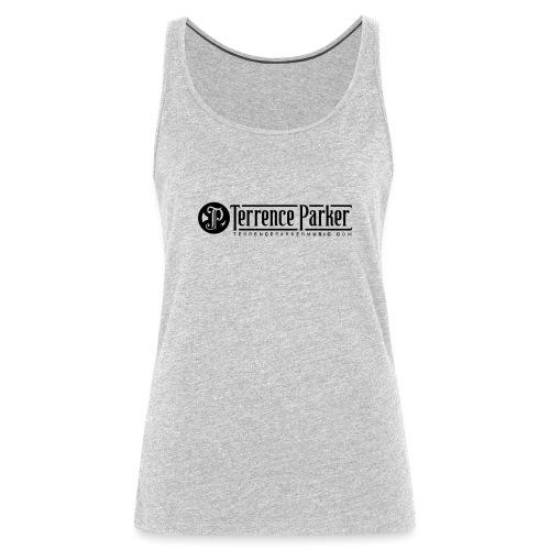 TERRENCE PARKER LOGO - Women's Premium Tank Top