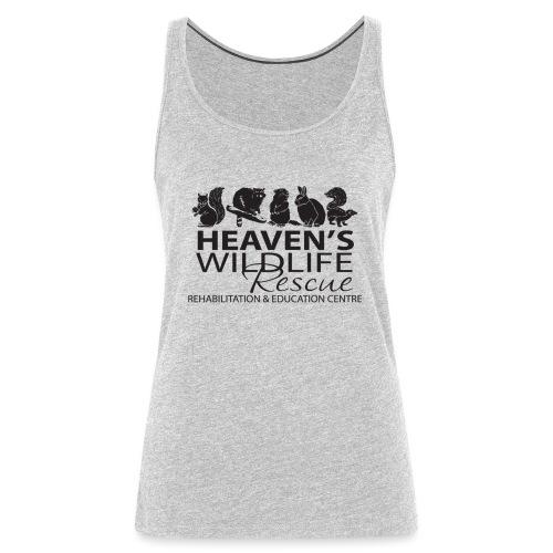 Heaven's Wildlife Rescue - Women's Premium Tank Top