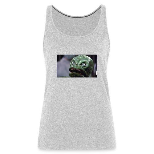 Lizard baby from Z - Women's Premium Tank Top