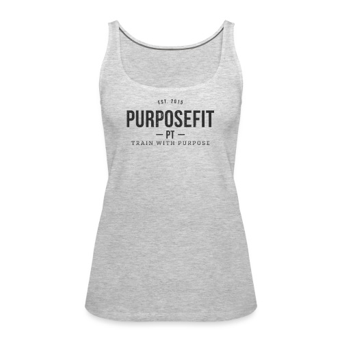 transparent png - Women's Premium Tank Top
