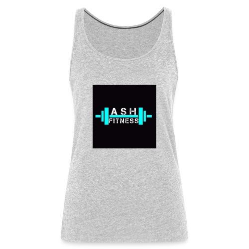 ASH FITNESS ACCESSORIES - Women's Premium Tank Top
