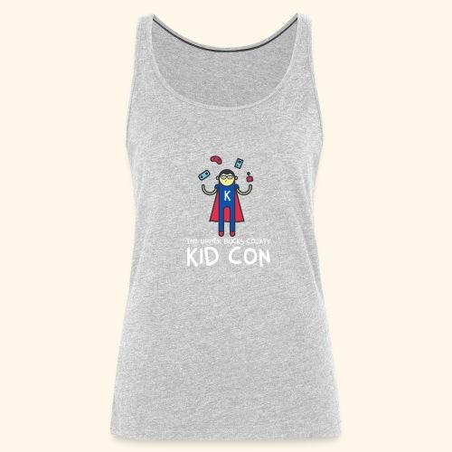 Official Upper Bucks County Kid Con - Women's Premium Tank Top