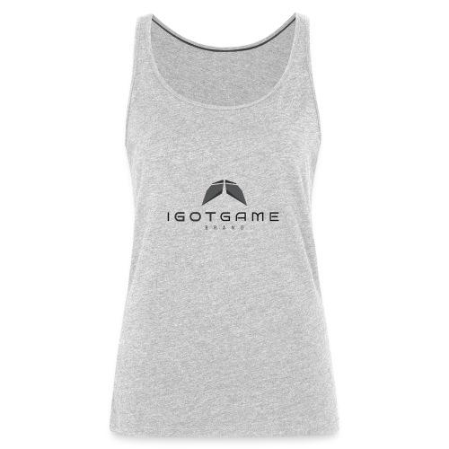 IGOTGAME ONE - Women's Premium Tank Top
