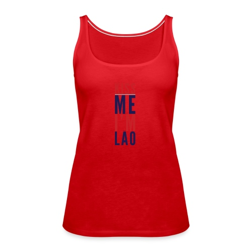 Kiss Me - Women's Premium Tank Top