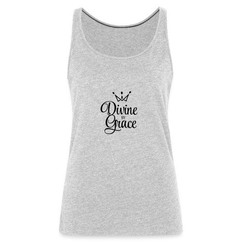 Divine by Grace - Women's Premium Tank Top