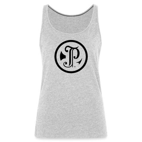TP Logo - Women's Premium Tank Top