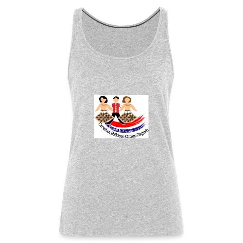 kolo logo ver2 - Women's Premium Tank Top