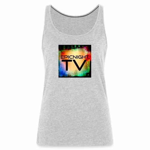 EPICNIGHT.TV - Women's Premium Tank Top