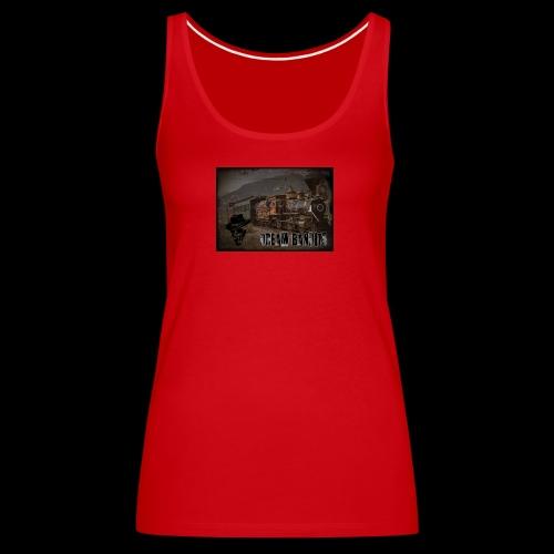 Dream Bandits Vintage SE - Women's Premium Tank Top