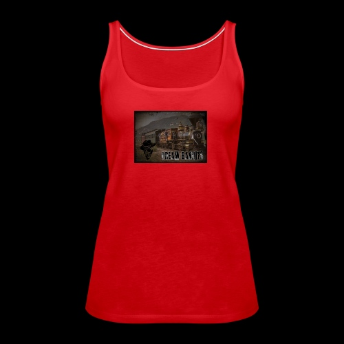 Dream Bandits Vintage SE - Women's Premium Tank Top