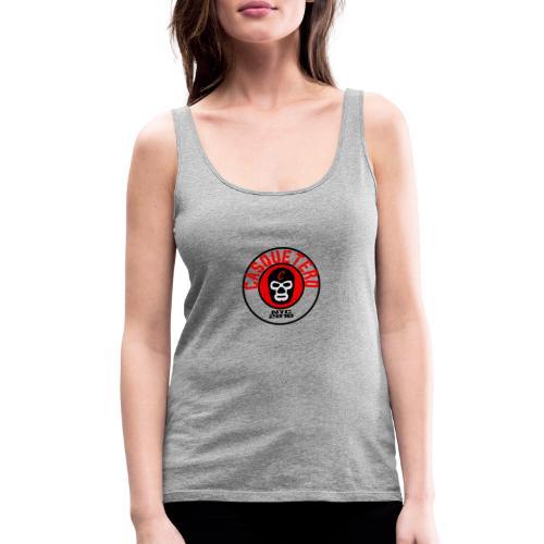 Circular Logo - Women's Premium Tank Top