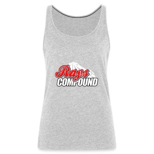 Rays Compound - Women's Premium Tank Top