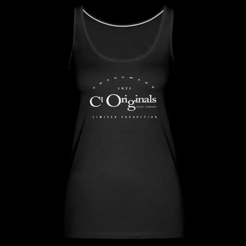 CL ORIGINALS LIMITED PRODUCTION LOGO - Women's Premium Tank Top