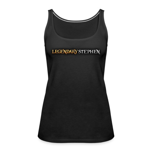 Legendary Stephen Sports Edition - Women's Premium Tank Top