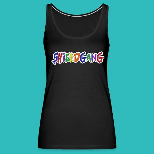 SHIELD GANG - Women's Premium Tank Top