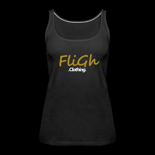 fligh AF 2 - Women's Premium Tank Top