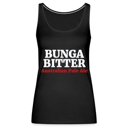 Bunga Bitter - Women's Premium Tank Top