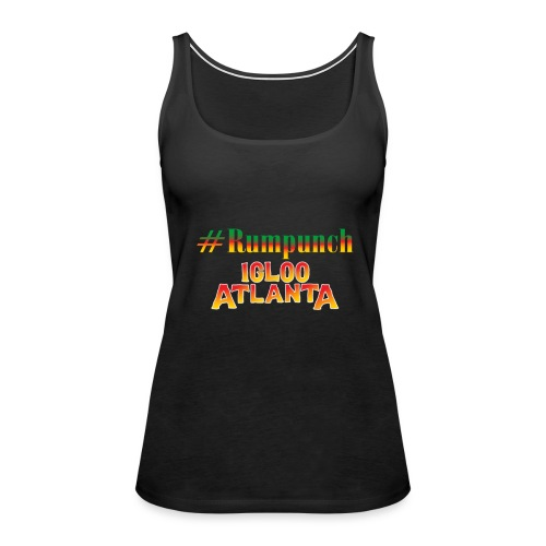 igloo Atlanta Crew love - Women's Premium Tank Top