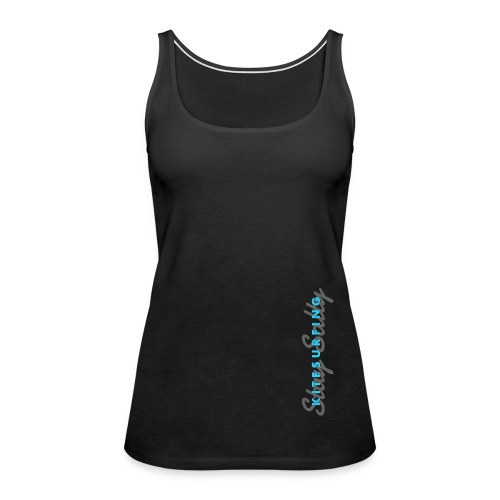 KITESURFING Stay Salty - Women's Premium Tank Top
