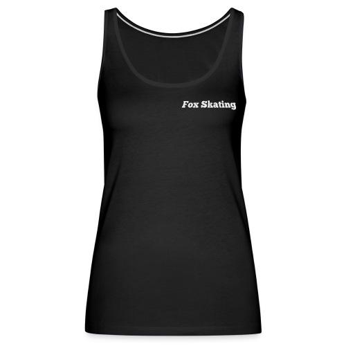 Fox Skating - Women's Premium Tank Top