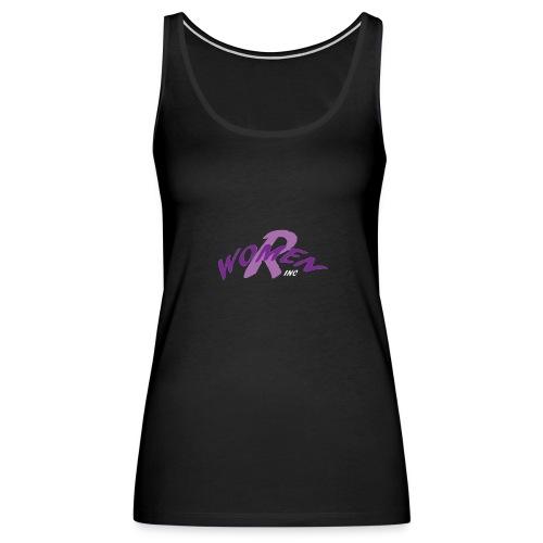 WomenR Design3 - Women's Premium Tank Top