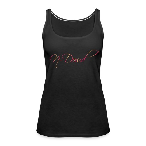 N-Dowd Brand Name - Women's Premium Tank Top