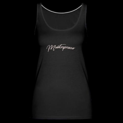 Momtrepreneur - Women's Premium Tank Top