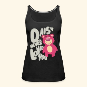 Daisy never loved you - Women's Premium Tank Top