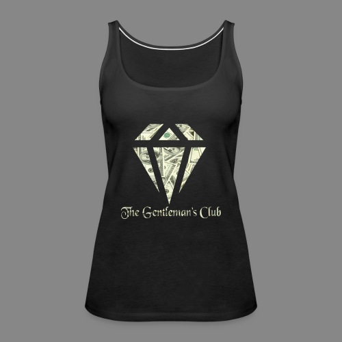 The Gentleman's OG Money - Women's Premium Tank Top