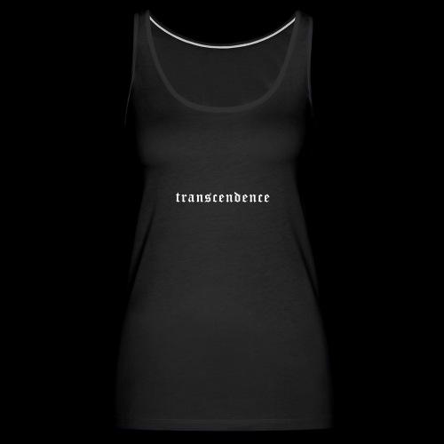 Classic TRANSCENDENCE fam-shirt - Women's Premium Tank Top