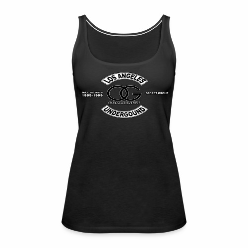OG COMMUNITY - Women's Premium Tank Top