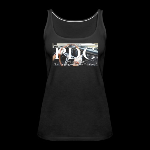 Driving Gloves - Women's Premium Tank Top