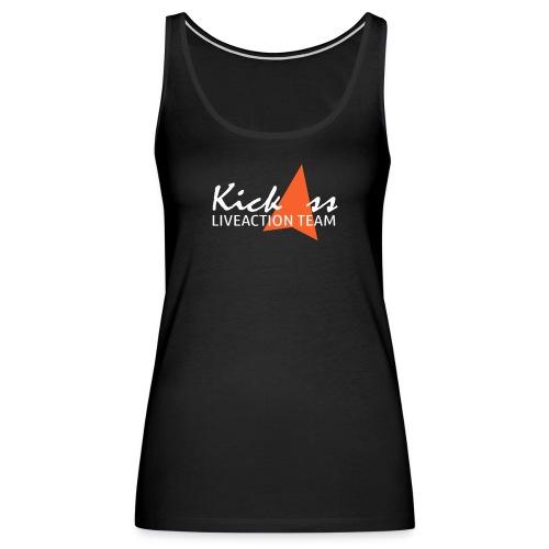 KICKASS - Women's Premium Tank Top