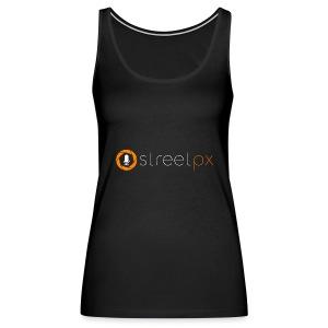 Official StreetPX Tee - Women's Premium Tank Top