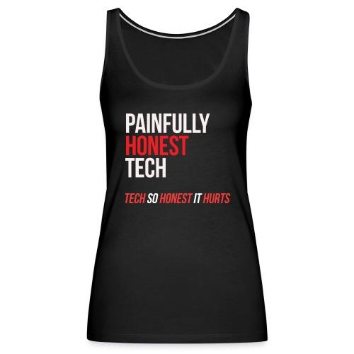 tshirt design 4 - Women's Premium Tank Top