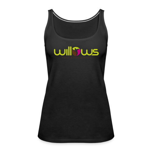 Willows - Women's Premium Tank Top