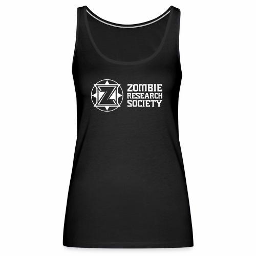 ZRS Logo Design - Women's Premium Tank Top