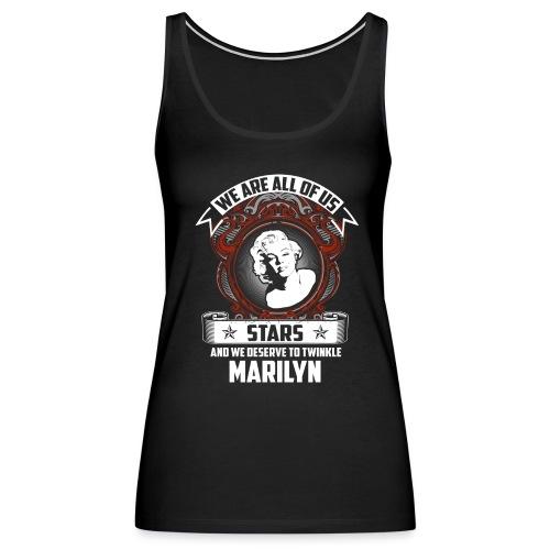 Marilyn Monroe - Women's Premium Tank Top