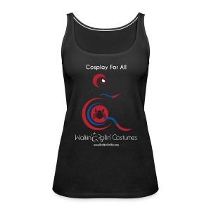 Cosplay For All: Spiderman - Women's Premium Tank Top