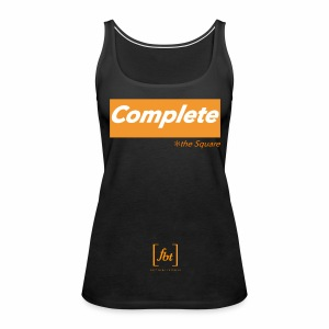 Complete the Square [fbt] - Women's Premium Tank Top