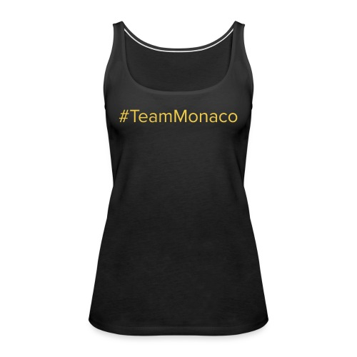 Team Monaco - Women's Premium Tank Top