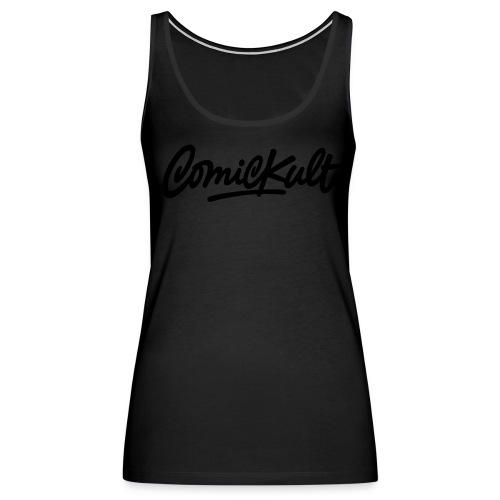 ComicKult - Women's Premium Tank Top