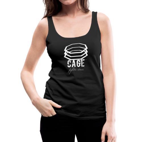 CAGE brand - Women's Premium Tank Top