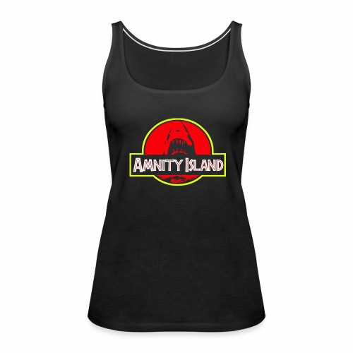 Sharks Island - Women's Premium Tank Top