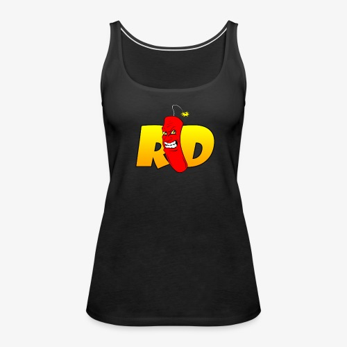 Rated Dabz Color Design - Women's Premium Tank Top